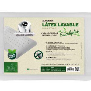 Almohada Látex Eucaliptus