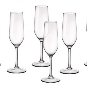 Set 6 Copas Flute Rioja