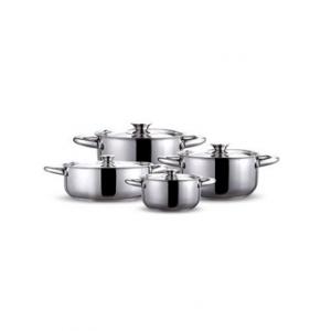 Batería de Cocina 460-8SS Acero Inox 8pcs Wens – INVERSIERRA