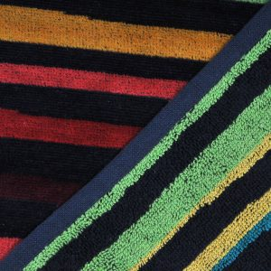 Toalla de Playa Jacquard 100×180 cm – Marca Mashini