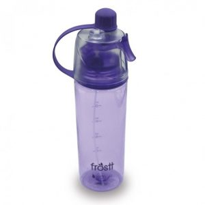 botella tr spray 600ml purpura