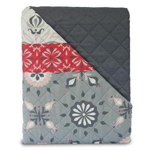 Quilt Microfibra Estampado/Liso 1,5 Plaza – Marca Andes