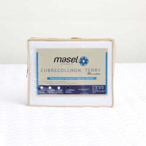 Masel Cubre Colchon Microfibra King