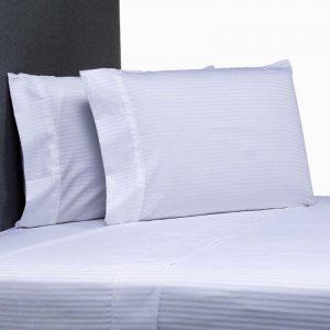 sábanas de 200 hilos de 2 plazas